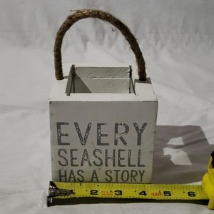 Mud Pie Every Shell Treasure Box